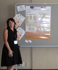 Poster Presenter at Montreal INANE, 2012